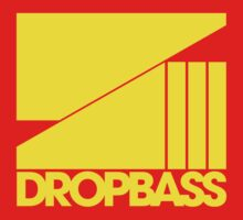DROPBASS LOGO (yellow) by DropBass