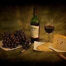 Have a Glass of Red by Yelena Rozov