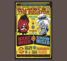 Heat Miser vs Cold Miser  by BUB THE ZOMBIE