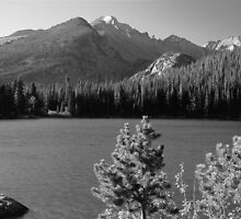 Bear Lake Monochrome by Eric Glaser