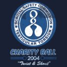 Scrotal Safety Commission - Charity Ball &#x27;04 by Tom Kurzanski