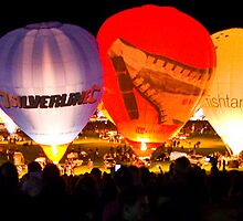 Bristol Balloons by SwampDogPhoto