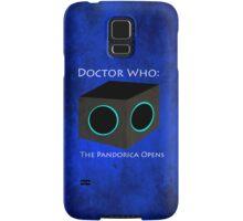 Doctor Who: The Pandorica Opens Samsung Galaxy Case/Skin