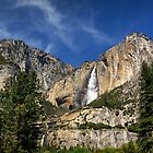 Yosemite Falls - Yosemite N.P, California, USA by Sean Farrow