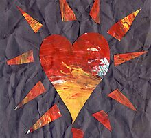 Exploding Heart by The Street Child Project