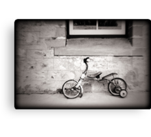 Old Bike - Quaalup Homestead Canvas Print