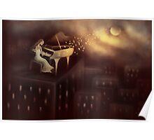 Moonlight Symphony Poster