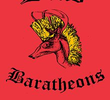 Dead Baratheons by atlasspecter