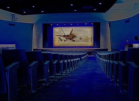 Movie Theater by Buckwhite