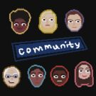 I'm Part of a Community Now by Crowry B
