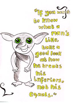 Inferiors, Dobby. by LittleMizMagic