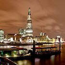 Shard Panorama Drama by Peter Tachauer
