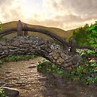 Old bridge by Leoni Mullett