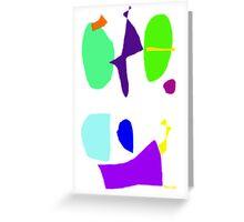 Sound  Greeting Card