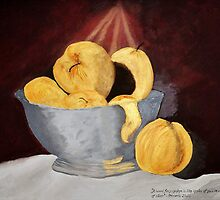 Golden Apples by Maggie Miller