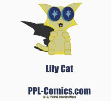 Lily Cat by CaptainCharlesW