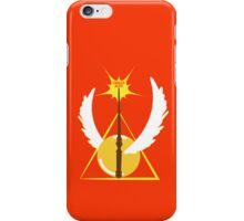 Conquer Death iPhone Case/Skin