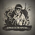 Gorilla Business by Sheaney