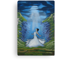 """Dance of the Beloved""  by Carter L. Shepard Canvas Print"