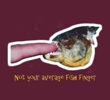Not your average fish finger by kmatm