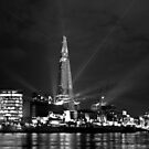 The Shard at Night by Karen Martin