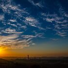 Sunset over Pretoria #2 by Rudi Venter