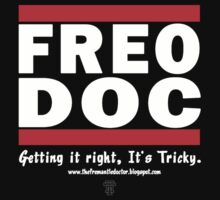 Freo Doc, Its Tricky by HammerandTong