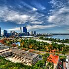 Perth City by Jadomie
