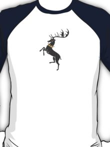 """House Baratheon """"Ours is the Fury"""" T-Shirt"""
