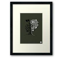 UN-0002 Framed Print