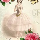 Parisian Ballerina by WickedlyLovely
