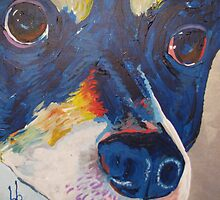 Woof 3 by Donald Brown