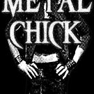Metal Chick by Luke Kegley