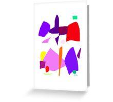 Everyday Life 2  Greeting Card