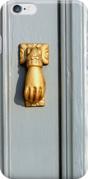 Golden door knob by shelfpublisher