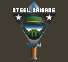 STEEL BRIGADE. by gerrorism