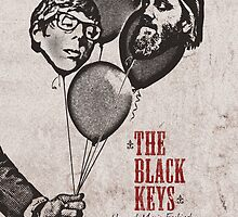 The Black Keys by Bob Melan