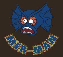 MER-MAN!! by PureOfArt