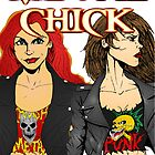 Heavy Metal Chicks by MetalheadMerch