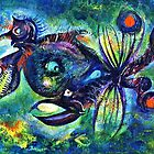 Crablike Creature by ivDAnu