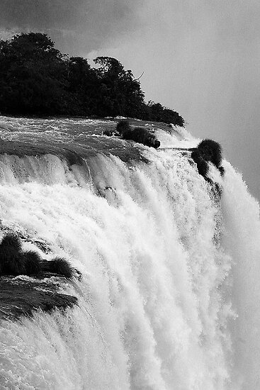 Breathtaking falls by Maggie Hegarty