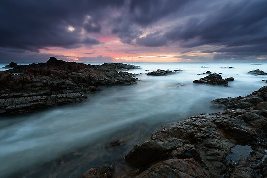"""""""A Meeting Place & Time"""" ∞ Hastings Point, NSW - Australia by Jason Asher"""