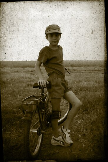 Farmer's Boy... Free State, South africa by Qnita