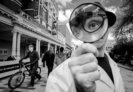 Brighton Fringe Festival by Heather Buckley