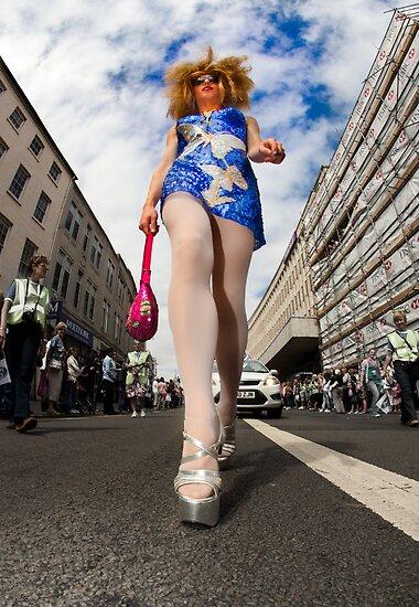 Brighton Pride 2011 by Heather Buckley