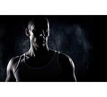 Nathan Die hard Photographic Print