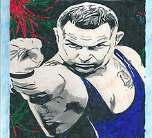 WWE Santino Marella Shut Your Face Image by chrisjh2210