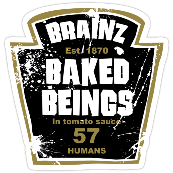 Brainz Baked Beings by robotrobotROBOT
