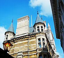 ENGLAND: Cambridge 001 by middletone