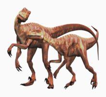 Velociraptor by LoneAngel